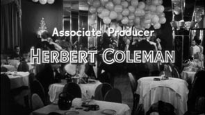 Herbert Coleman. Title Design: The Wrong Man