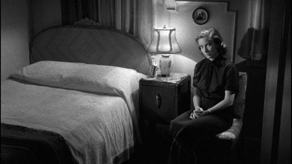 Vera Miles in The Wrong Man